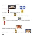 chicken stir fry visual recipe