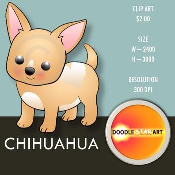 chihuahua Clip Art