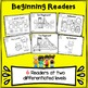 Beginning Sight Word Readers - SCHOOL Theme - for Guided Reading