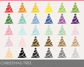 christmas-tree Digital Clipart, christmas-tree Graphics, christmas-tree PNG