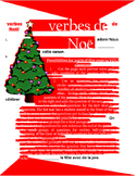 christmas verbs 2 FRENCH