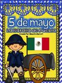 cinco de mayo /5 de mayo- La batalla de Puebla- Lee, Escri