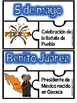 cinco de mayo /5 de mayo- La batalla de Puebla- Lee, Escribe y Aprende