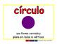 circle/circulo geom 2-way blue/rojo