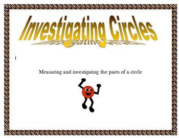 Circle Measuring