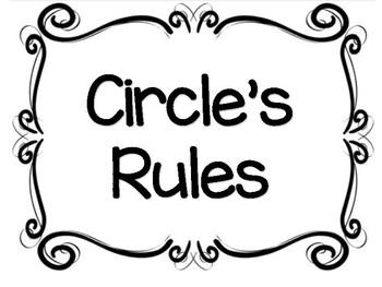 circle rules