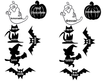 Halloween classify and categorize