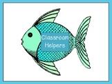classroom helpers fish ocean beach