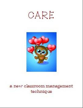 classroom management with CARE
