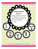 classroom numbered labels