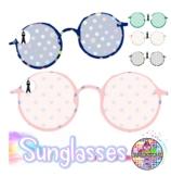 clip art summer sunglasses