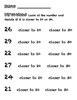 """closer to"" math activities"