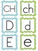 coincidencia de letras (matching letters) Spanish version