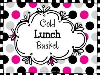 cold lunch basket sign freebie!