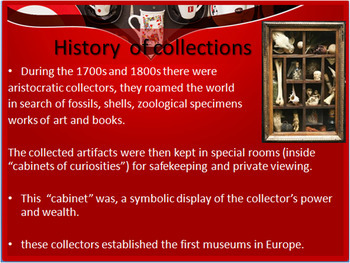 Collections and their owners – ESL adult and kid conversation