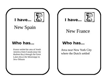 colonization vocabulary review flashcards