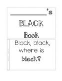 color book, black