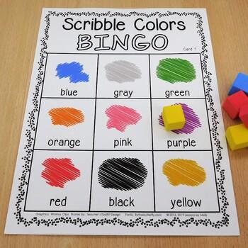 Colors / Bingo