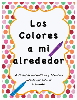 colors in SPANISH!