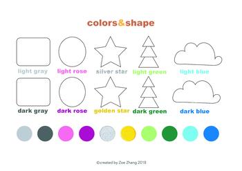 colors&shape