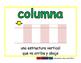 column/columna prim 2-way blue/verde