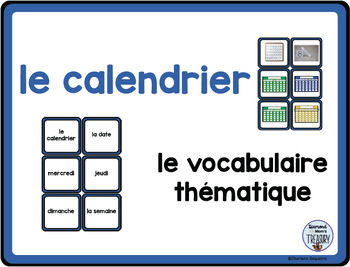 combo pack - le calendrier