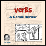 Verbs Review Comic