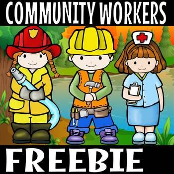 community workers(flash freebie)
