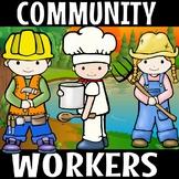 community workers sample(freebie)