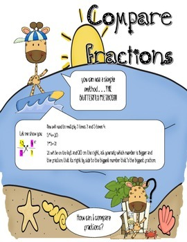 compare fractions review