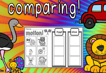 comparing words