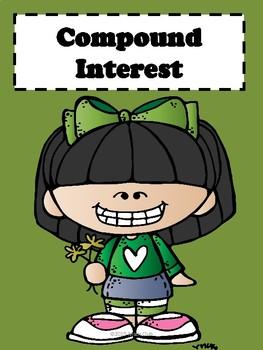 Compound Interest No Prep Lesson