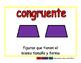 congruent/congruente geom 2-way blue/rojo