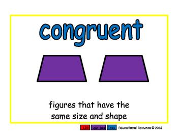 congruent/congruente geom 2-way blue/verde