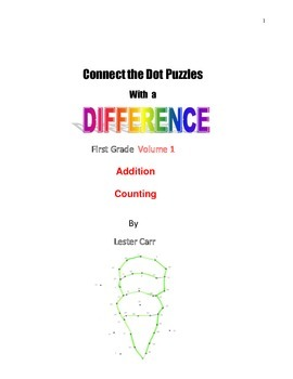 connect the Dot with a Difference -- Grade 1 Vol. 1