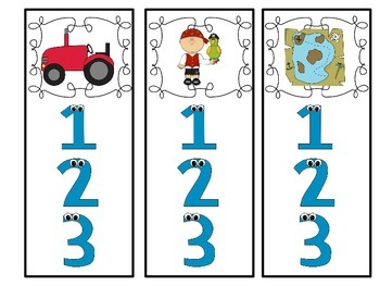 contando silabas/ counting syllables