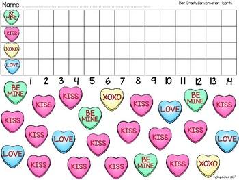 conversation hearts_math mini bundle