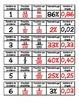 conversion fractions - pourcentage - nombre à virgule (3e cycle)