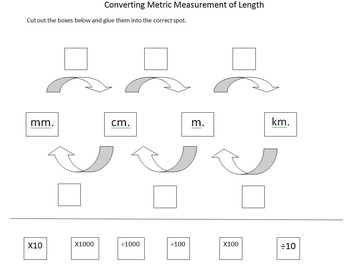 converting measurement metric