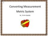 converting measurement metric