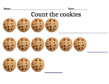 cookie count