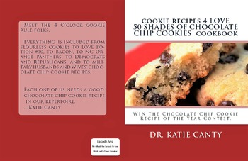 cookies 4 love recipes 50 Shades of Chocolate Chip Cookies