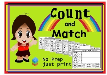 count and match
