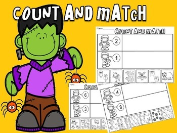 count and match frankenstein