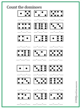 count the dominoes
