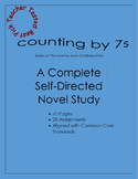 counting by 7s: A Complete Novel Study