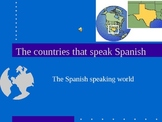 countries that speak the Spanish language