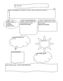 cover sheet for student portfolio or folder English Spanish
