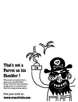 creACTIVISTS:  Pirate Oliver!