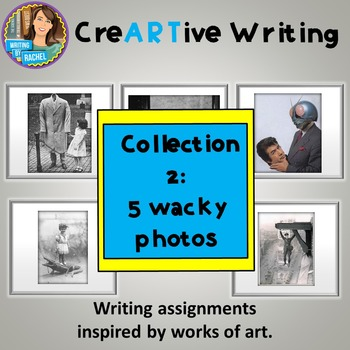 Creative Writing with Wacky Photo Prompts